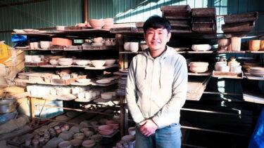 志野焼に息吹を吹き込む陶芸家が日々食べるのは「日本のファーストフード」